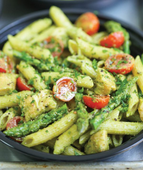 Chicken Pesto Pasta Recipes